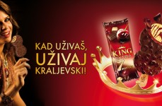Ledo King ice creams – When taking pleasure, make sure it's royal!