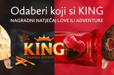 Dobitnici u King nagradnom natječaju Love ili Adventure