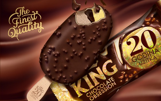 King Chocolate obsession