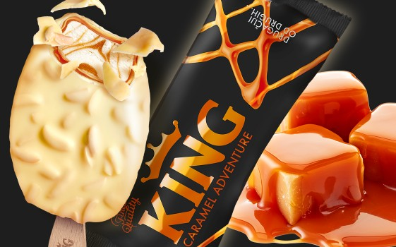 King Caramel Adventure