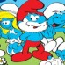 Look for Ledo's new ice cream Štrumpfovi (Smurfs) and win Smurftastic prizes!