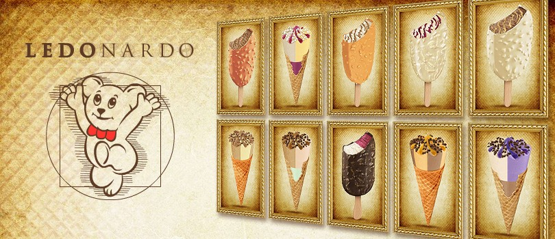All 10 finalists of Ledonardo are known, selection of the best to follow!