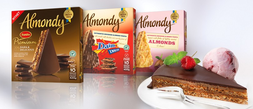 Swedish delicacy – Almondy Cake