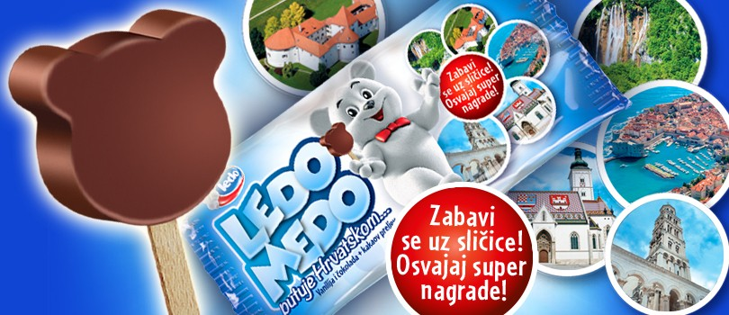 Enjoy the Ledo Medo Travels Croatia 2014 prize game