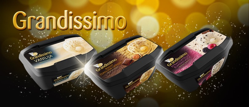 On the path to perfection, choose Ledo Grandissimo