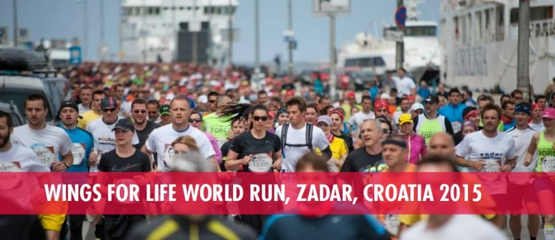 Ledo podržava Wings for Life World Run 2015 utrku