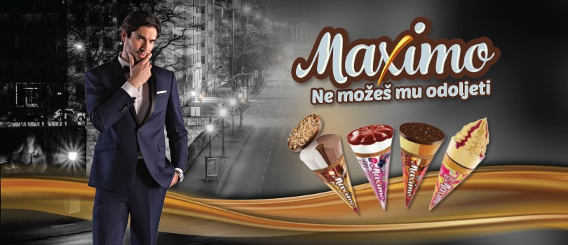 Maximo – you just can't resist!