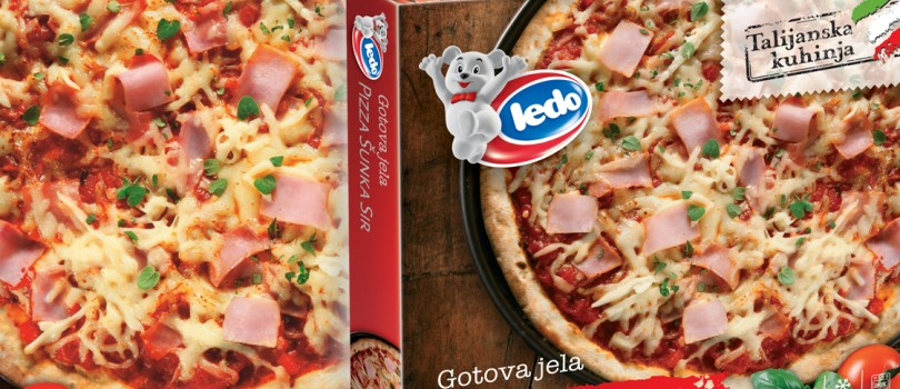 New Ledo Pizza – dangerously good!